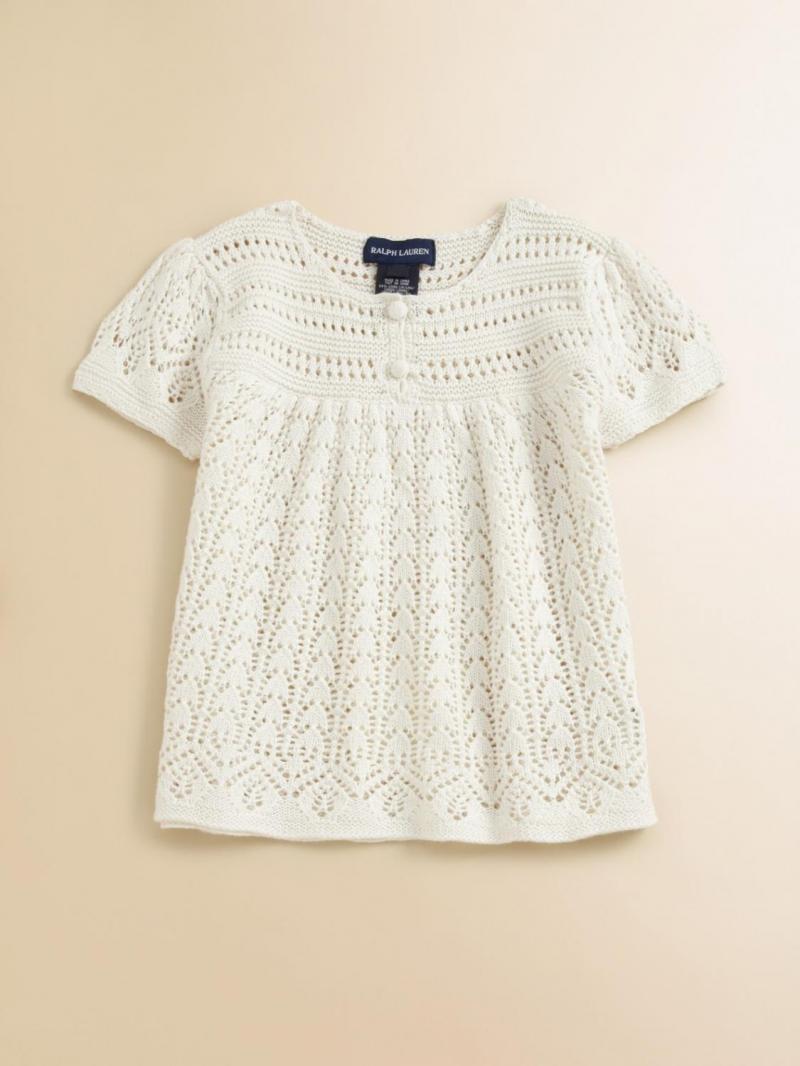 Хомякоз-ажур Платье мои схемы ажур спицами детское детское платье туника